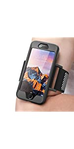 iphone 7 plus armaband, iphone 7 plus sporty case, iphone 7 plus workout case