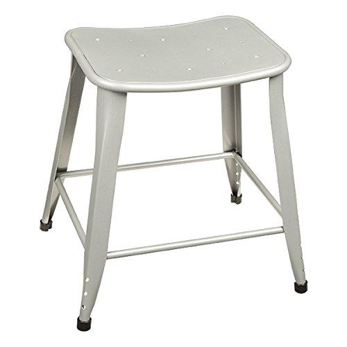 Incredible Norwood Commercial Furniture Contoured Metal Stool 18 Seat Height Silver Nor Bt3604 18 So Pack Of 2 Onthecornerstone Fun Painted Chair Ideas Images Onthecornerstoneorg