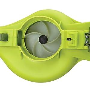 Sun Joe Ionbv Xr 40v 5 0 Ah Variable Speed Cordless Blower