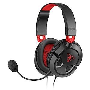 recon 50, turtle beach recon 50, pc headset