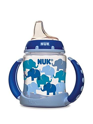 Amazon.com: Taza para aprender NUK Fashion, Boy: Baby
