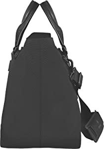 Black Victorinox Travel Gear 601197 Victorinox Lexicon 2.0 Weekender Deluxe Carry-All Tote
