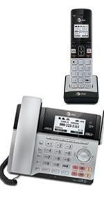 Amazon.com: Teléfono AT&T DECT 6.0 con ...