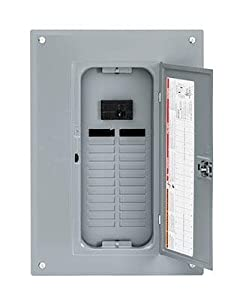 Square d by schneider electric qo plug on neutral 100 amp main qo 100 amp 24 space 24 circuit load center greentooth Choice Image