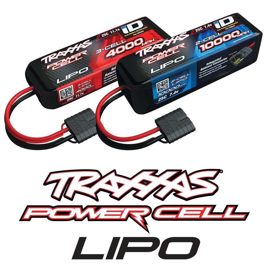 Buy Traxxas 2872x 5000mah 11 1v 3s 25c Lipo Battery Online