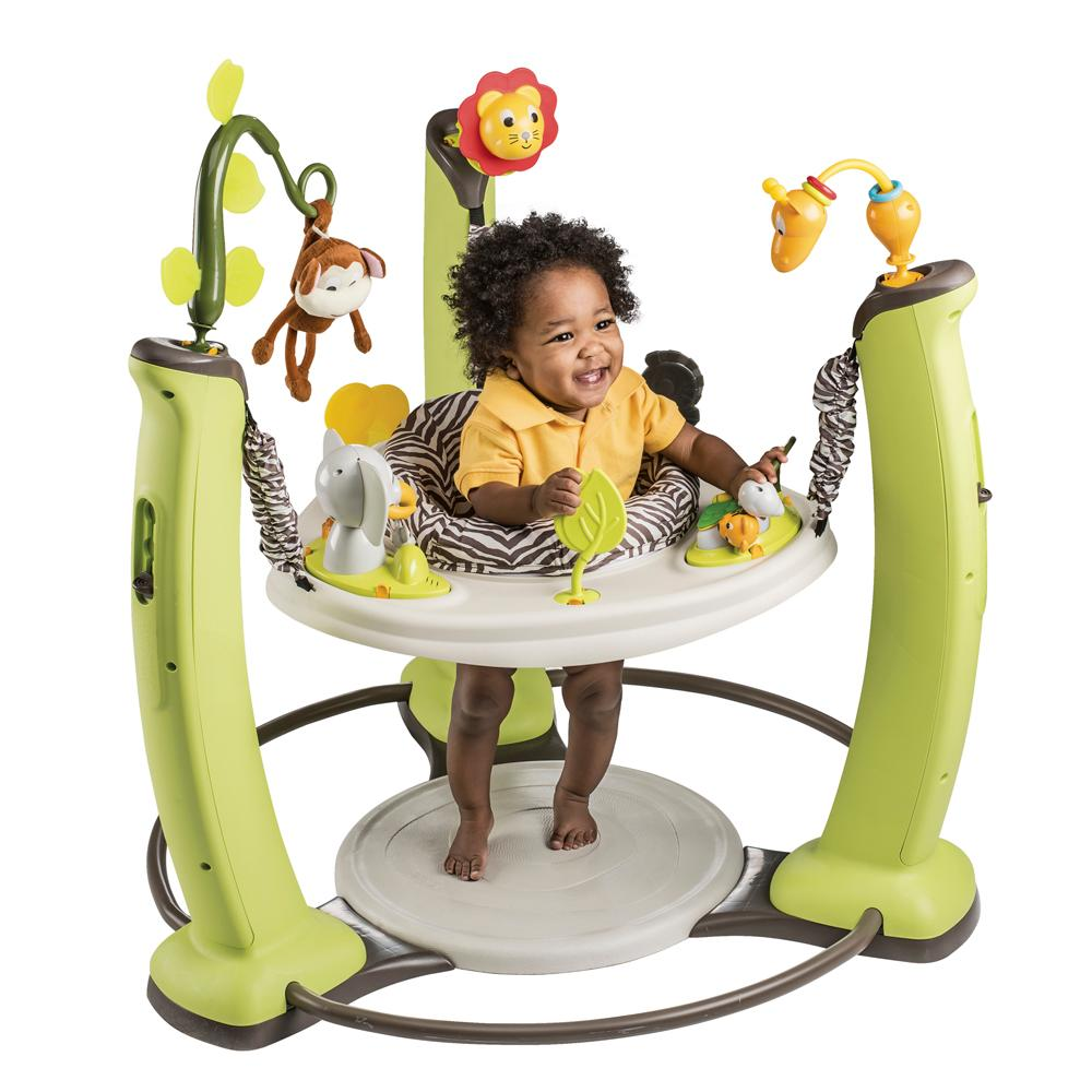 c6ba8afd3 Amazon.com   Evenflo ExerSaucer Jump and Learn Jumper