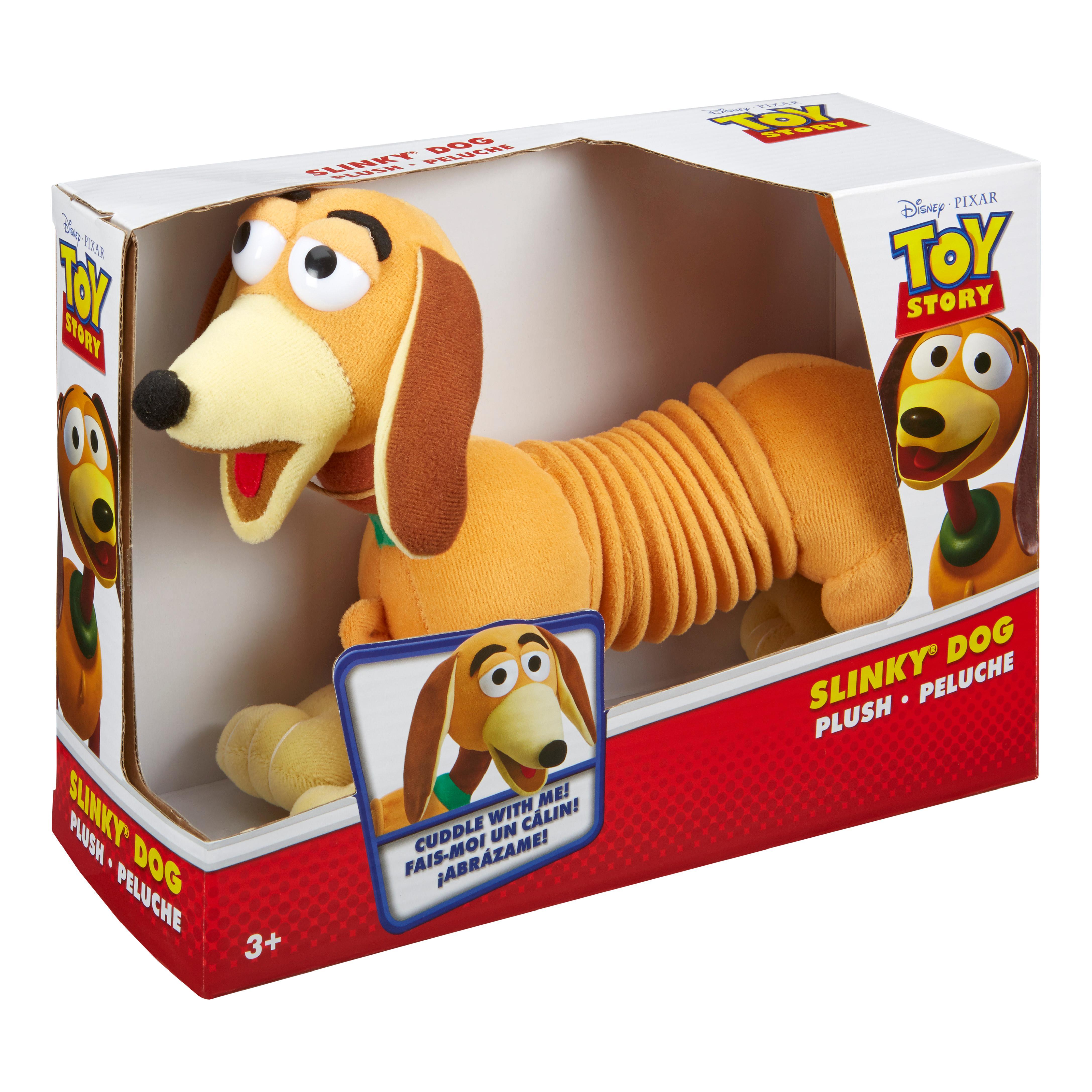 Amazon Com Slinky Disney Pixar Toy Story Plush Dog Toys Games