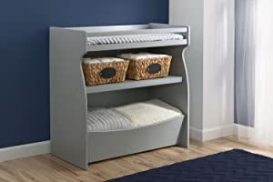 High Quality 2 In 1 Changing Table And Storage Unit