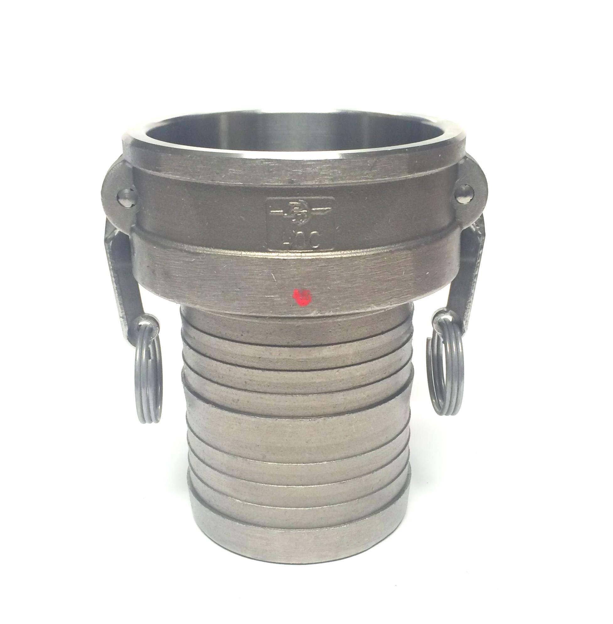 Pt Coupling Basic Standard Series Aluminum Cam And Groove