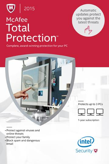 mcafee total protection 2016 unlimited devices