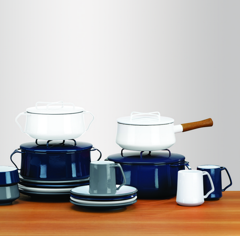 View larger & Amazon.com: Dansk Kobenstyle Midnight Blue Saucepan 2-Quart ...