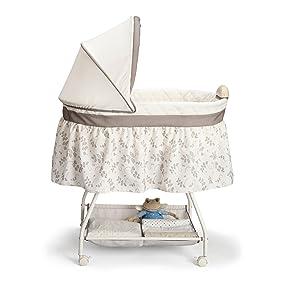 bassinet, baby, gear, registry, nursery, delta, children, cosleep, co, sleep, room, sharing, safe