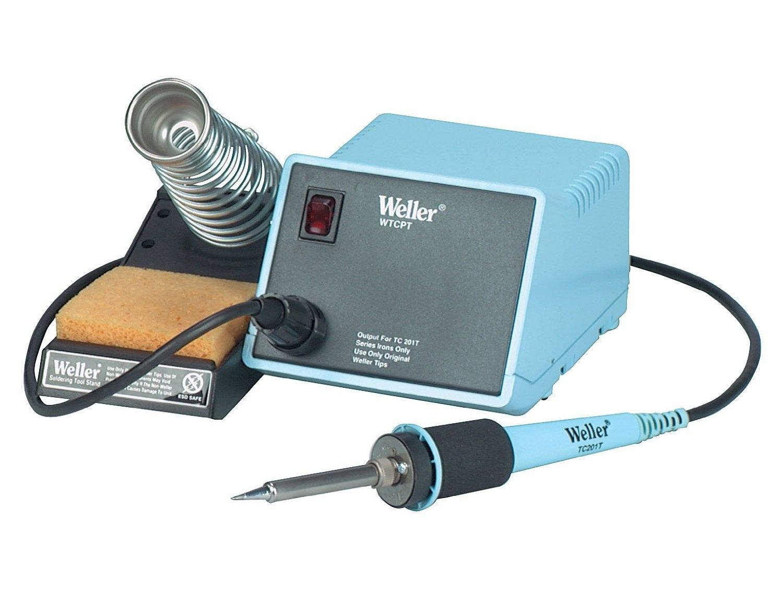 120 Volts Weller WLC100 Soldering Station Pencil welding Tool Kit Set