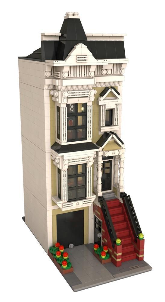 Lego Neighborhood Book Pdf