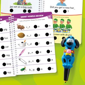 Amazoncom Educational Insights Hot Dots Jr Lets Master