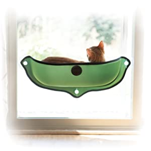 kitty,sill,window,bask,bed,purr,sunny,seat,hammock,cat,amazin',K&H,KH,9191,9192,9181,8182