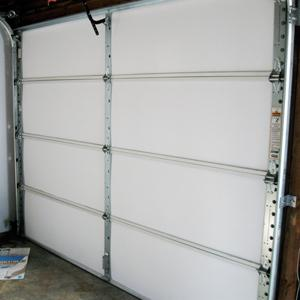 Matador Garage Door Insulation Kit For 8 Foot Tall Door