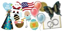image, art, clip, butterfly, flag, photo, personal, commercial, birthday, balloon