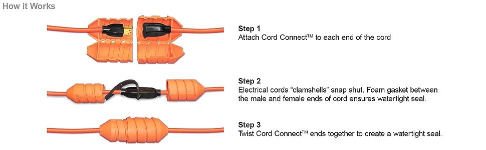 Amazon.com: Protector de cable hermético Farm ...