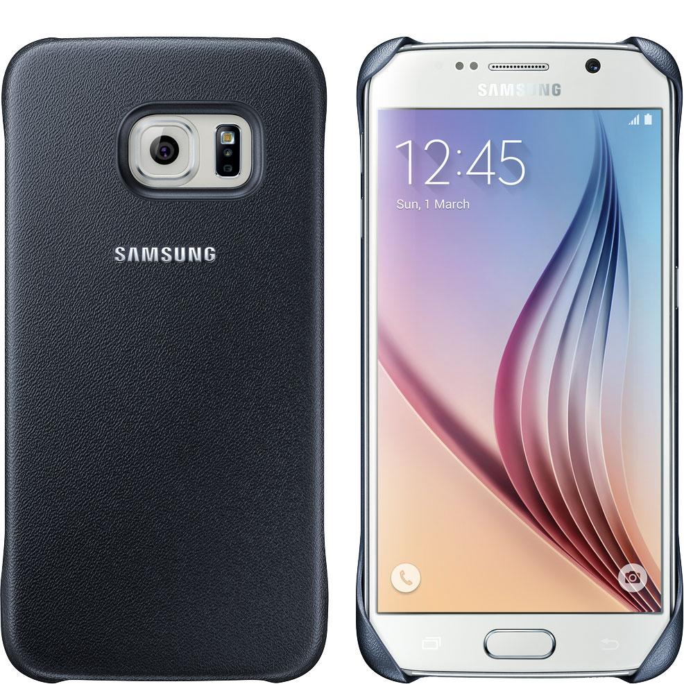 the best attitude 4ecfd c0885 Samsung Protective Cover for Samsung Galaxy S6 - Black Sapphire
