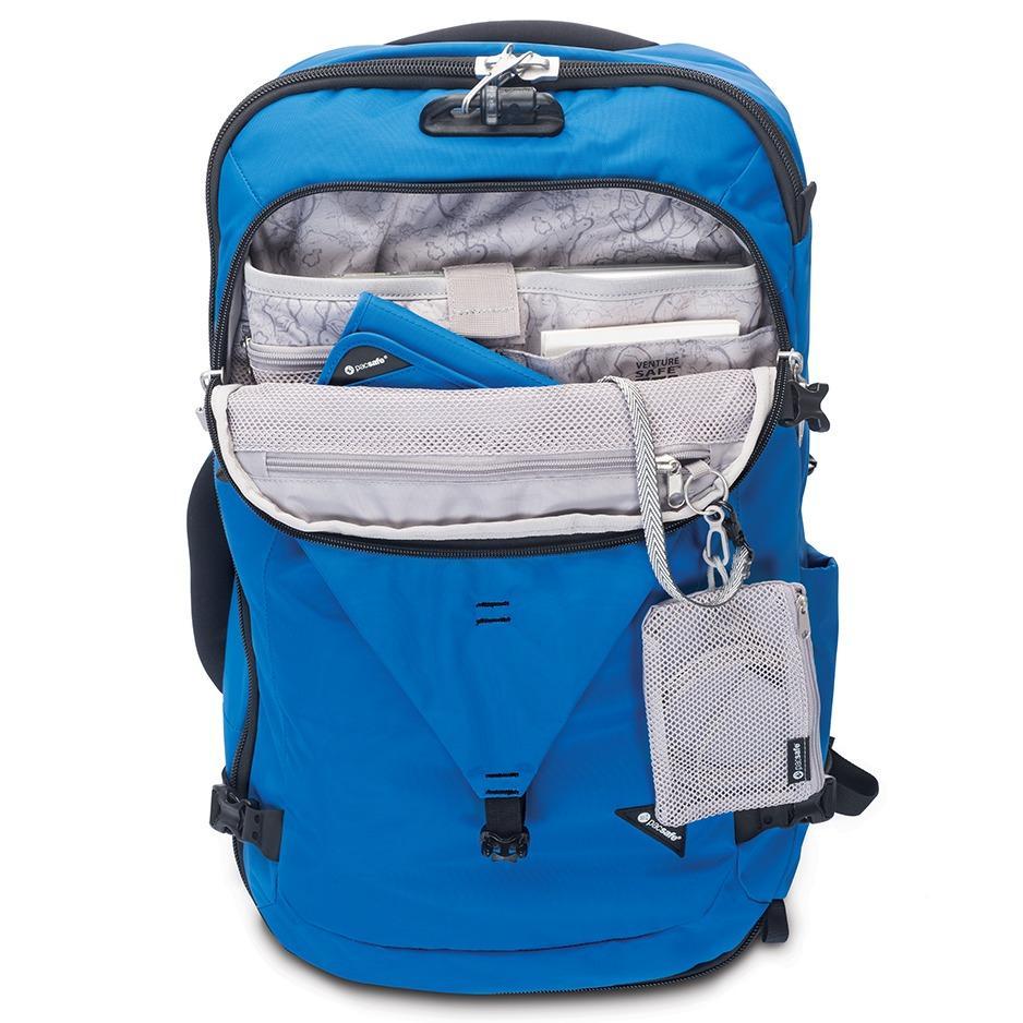 d37583913d80 Amazon.com  Pacsafe Venturesafe EXP45 Anti-Theft Carry-On Travel ...