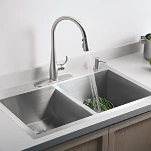 kohler simplice kitchen faucet k647 simplice faucet kohler k596vs higharch singlehole or threehole single