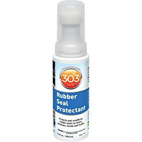 uv protectant, rubber seal conditioner