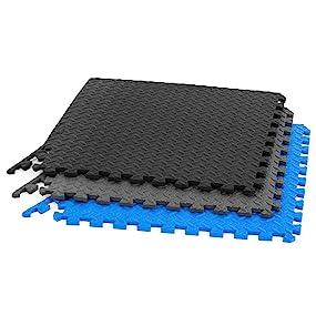 ProSource Interlocking foam mats, foam mats, interlocking foam tiles, foam interlocking mats,
