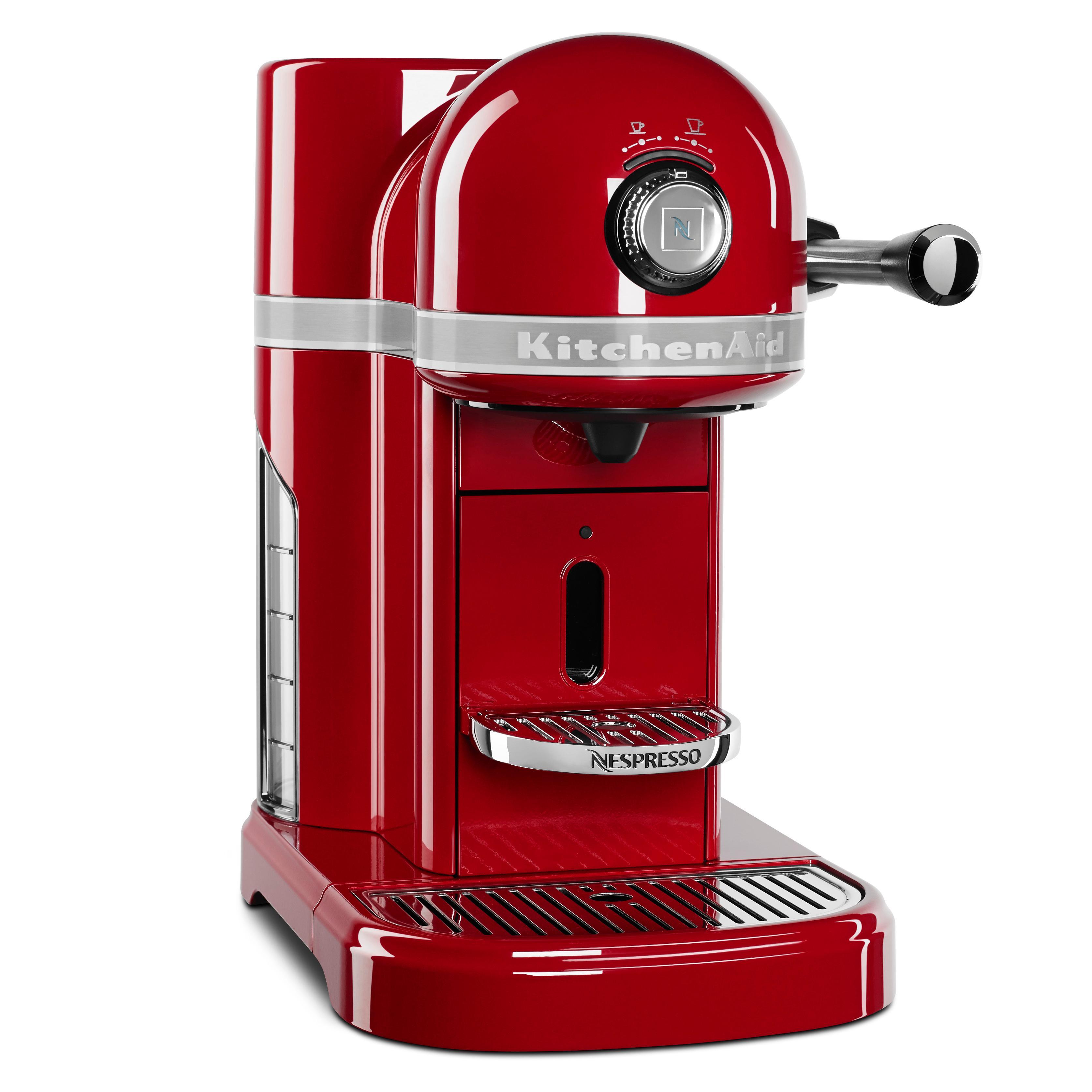 Amazon.com: KitchenAid KES0504OB Nespresso Bundle, Onyx