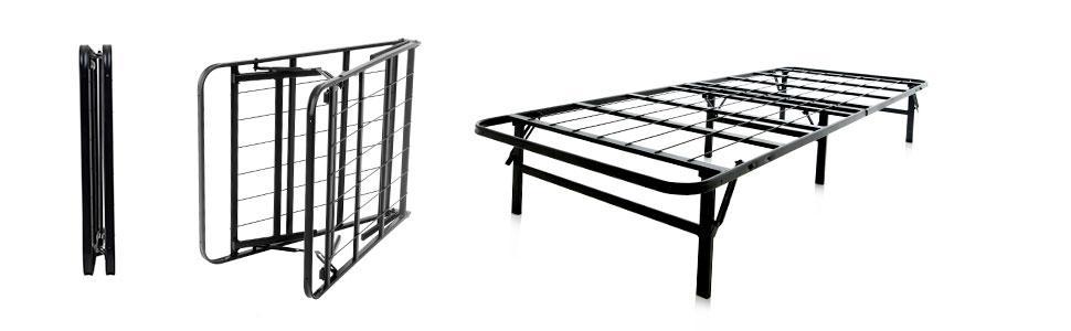 Malouf Structures Folding Platform Bed Frame
