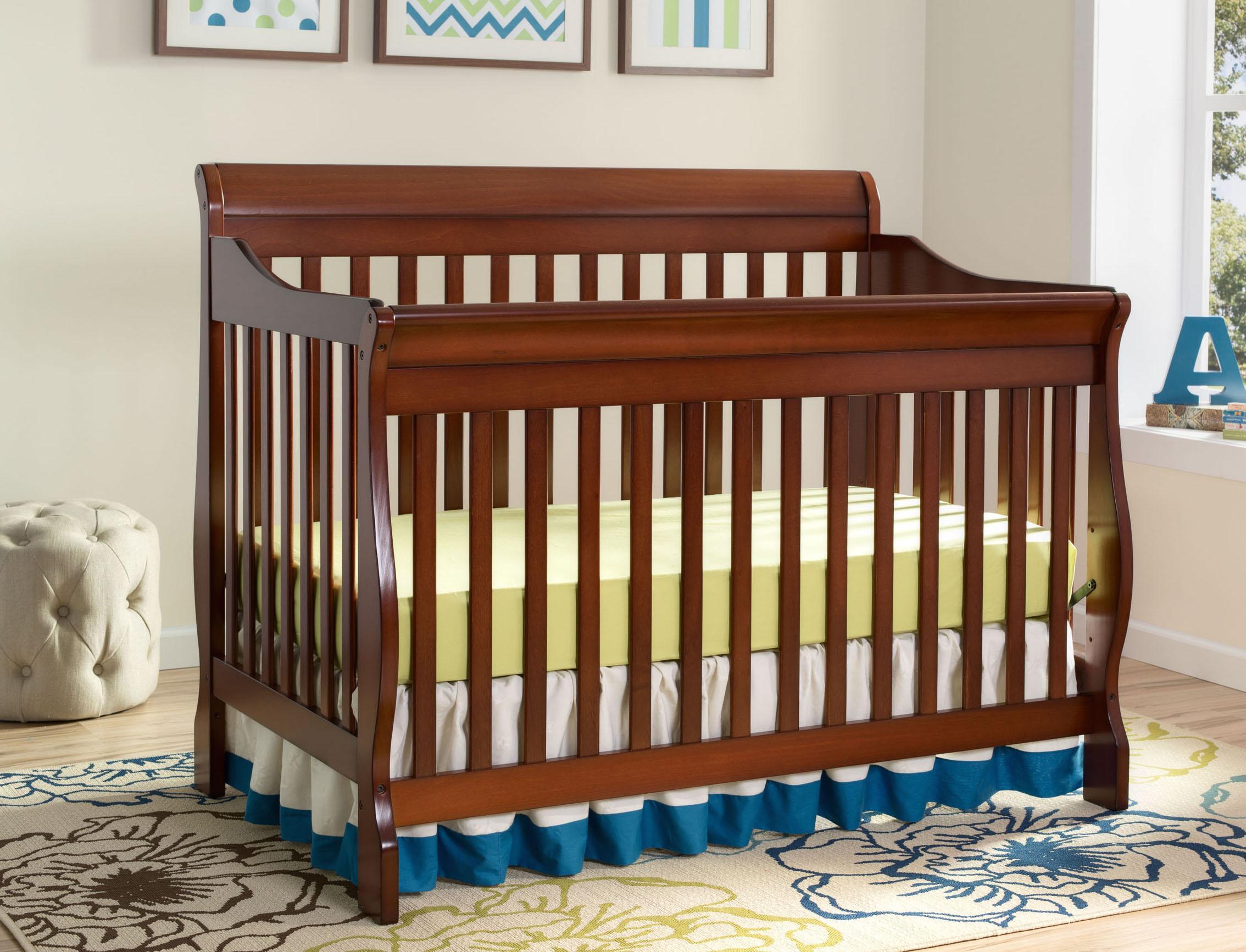 Amazon.com : Delta Children Canton 4-in-1 Convertible Baby ...