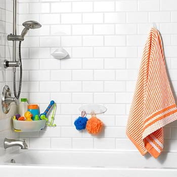 Charmant Address The Mess, Introducing Command Bath Products