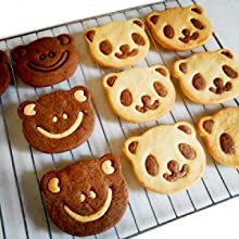 cookie cutter cookie stamp