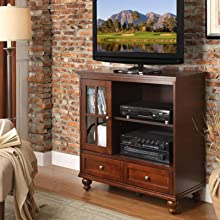 tv stand traditional