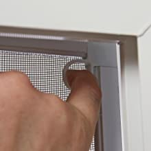 Park Ridge Vinyl Basement Slider Windows with Pull Tab Screen
