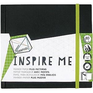 Derwent Inspire Me Books
