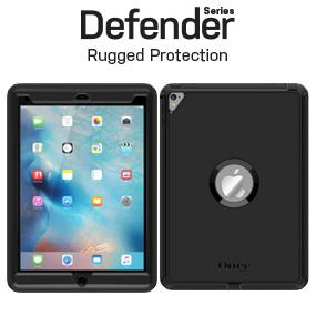 Amazon Com Otterbox Defender Series Case For Ipad Pro 9 7 Version Frustration Free Packaging Black Computers Accessories