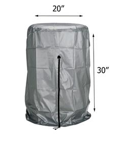 Comily Plus Heavy Duty Storage Tire Cover Tirehide up to 4 Tires in Diameter 28-33.2