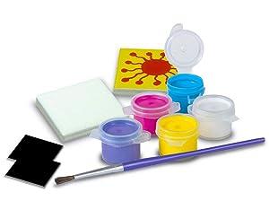 paint tile art magnetic