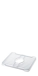 Amazon Com Rubbermaid Antimicrobial Plastic Dish Drainer