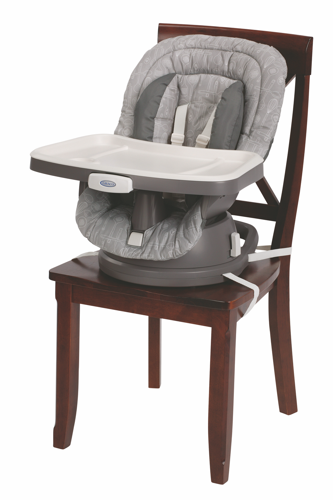 graco swivi seat 3 in 1 booster high chair abbington baby. Black Bedroom Furniture Sets. Home Design Ideas
