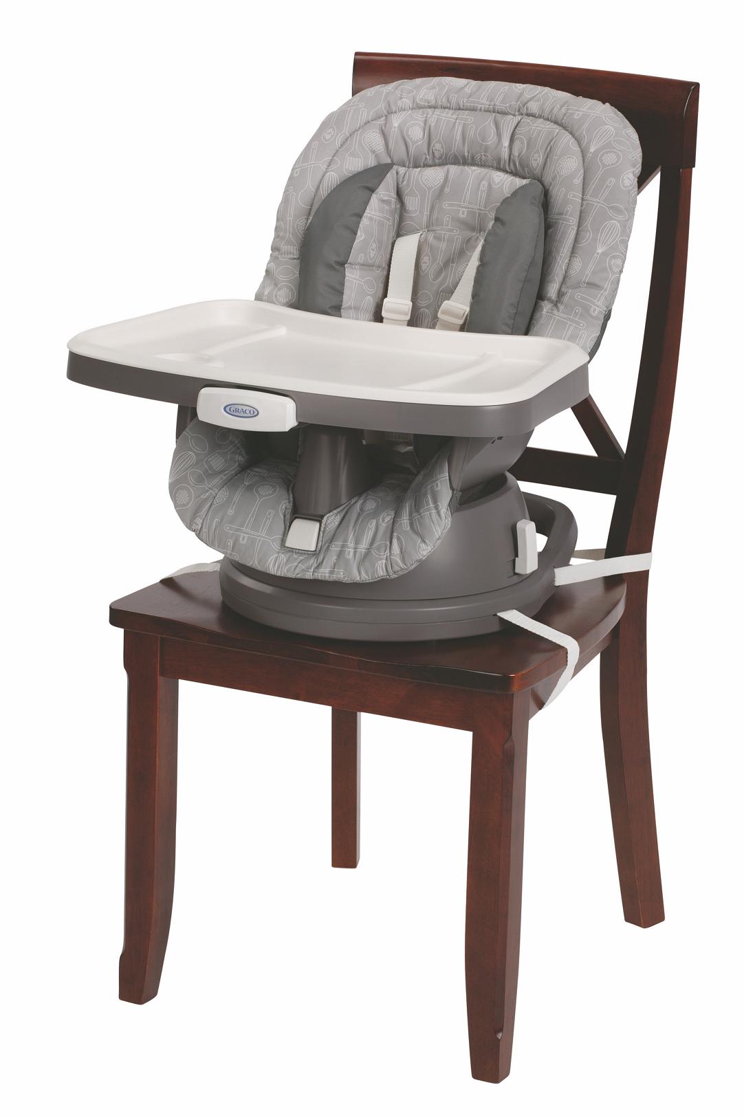 Amazon Com Graco Swivi Seat 3 In 1 Booster High Chair