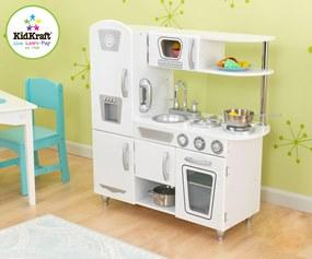 KidKraft Vintage Kitchen - White & Amazon.com: KidKraft Vintage Kitchen - White: Toys u0026 Games