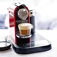 image shows lifestyle shot of machine in use