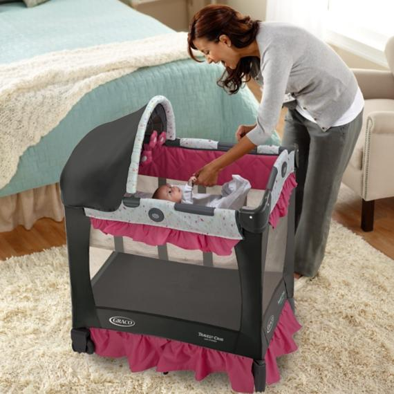 Amazon Com Graco Pack N Play Playard Travel Lite Crib