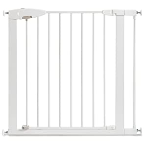Amazon Com Munchkin Easy Close Metal Baby Gate White Model