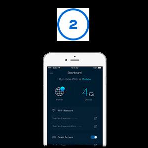Linksys Smart Wi-Fi Setup Step2
