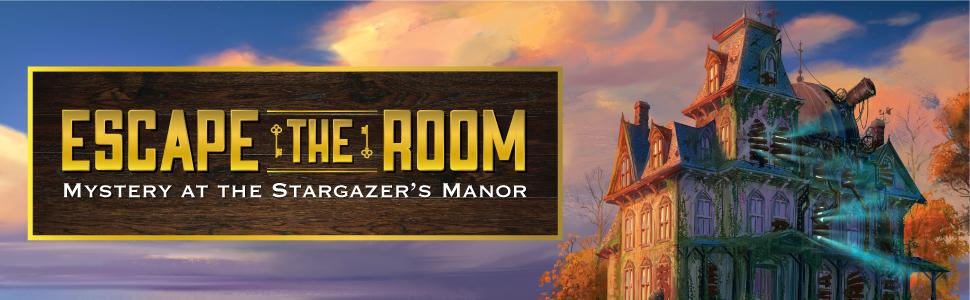 Thinkfun Escape The Room Games
