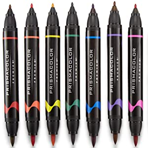 Prismacolor Premier Double-Ended Art Markers - Fade Resistant