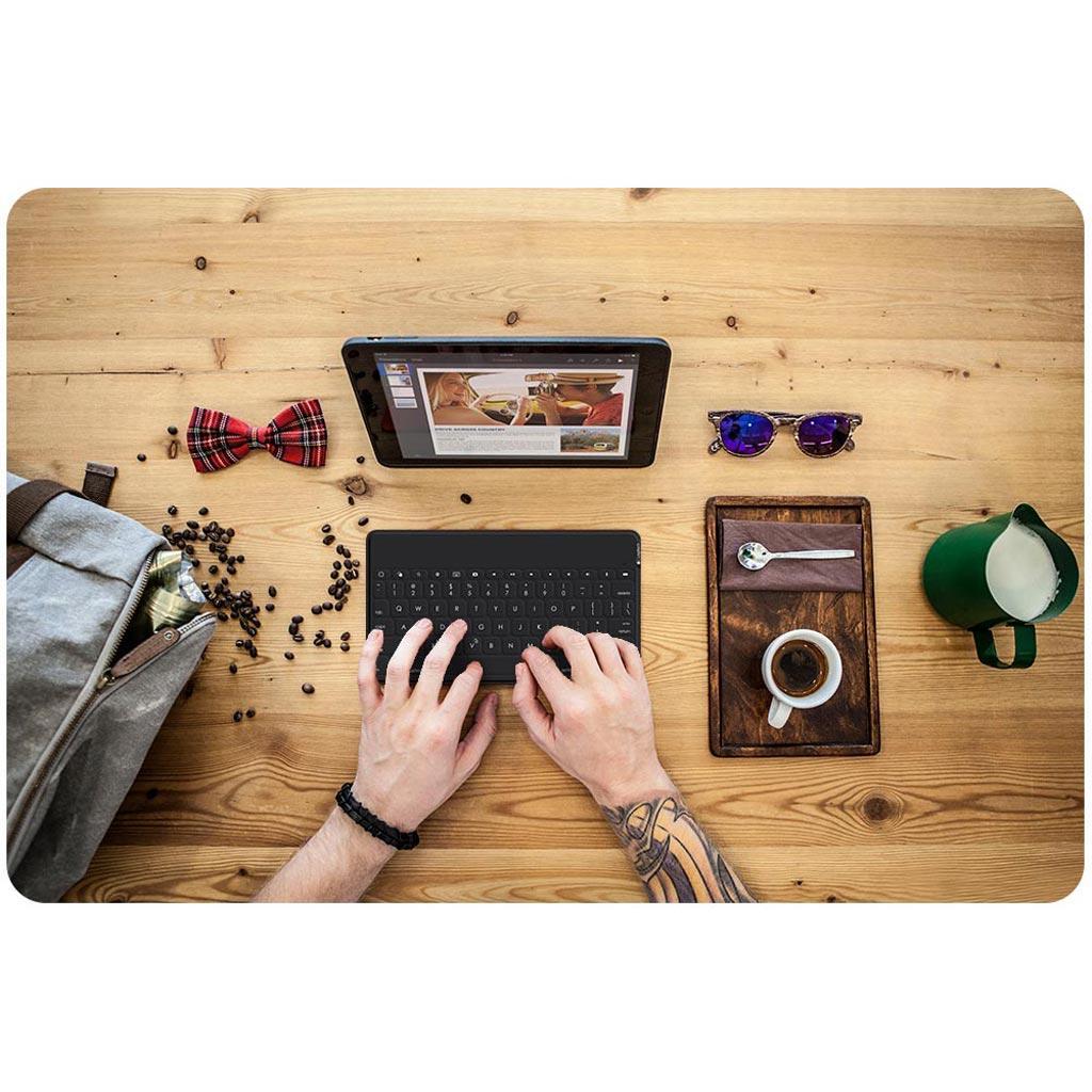 Logitech Keys To Go Ultra Portable Bluetooth Keyboard For